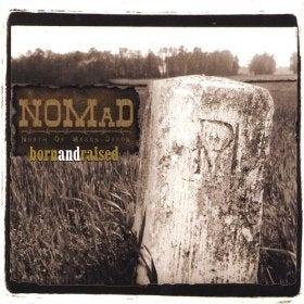 Image of Born And Raised CD