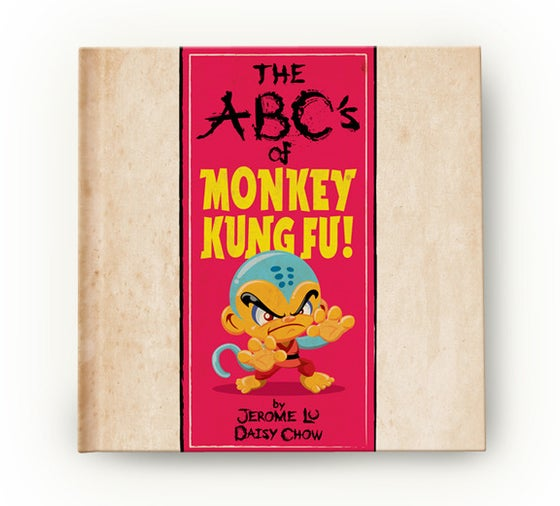 Image of The ABC's of Monkey Kung Fu!