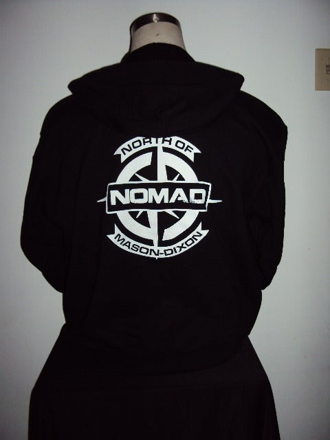 Image of NOMaD Zip-Up Hooded Sweatshirt