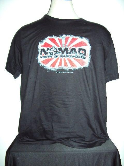 NOMaD Sunburst Logo