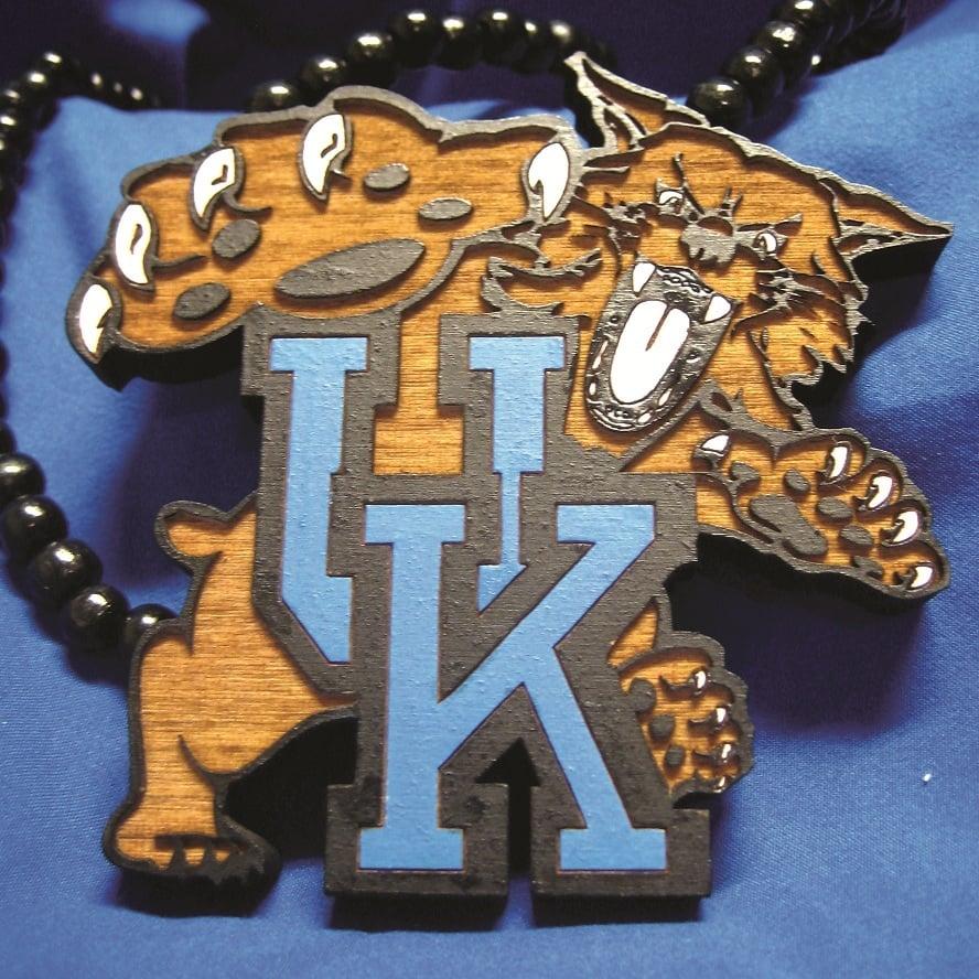 Image of UK Wildcat Necklace