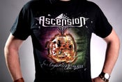 Image of Official Ascension - Far beyond the stars T-shirt
