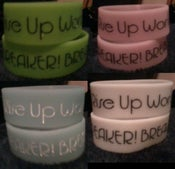 "Image of 1"" Glow Wristband"