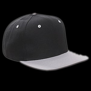 Image of Snapback noir/grise vierge
