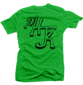 Image of Green MHJR T-Shirt