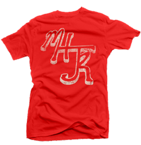 Image of Red MHJR T-Shirt