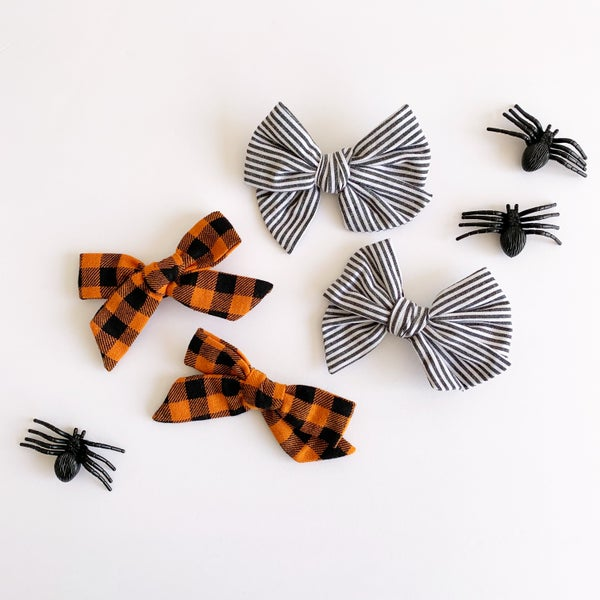 Image of Halloween Bows