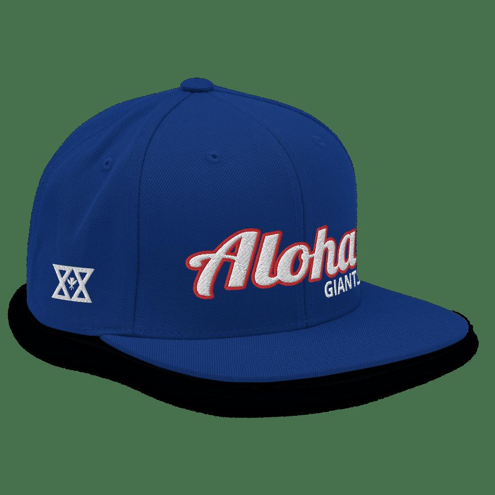 """Aloha """"Giants"""" Snapback"""