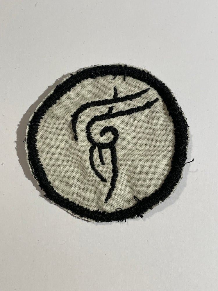 Image of Tribal patch.