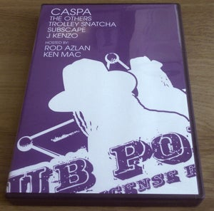 Image of Dub Police Untitled CD/DVD Pack