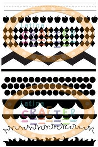 Image of Background Stamps