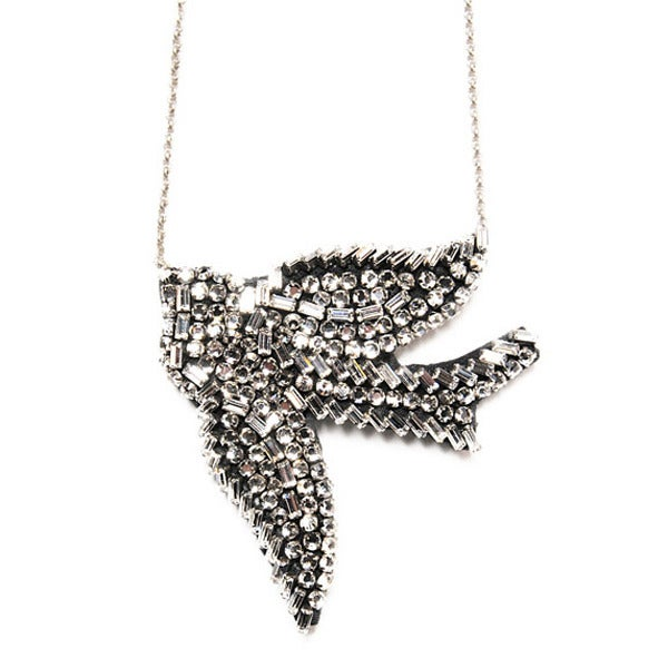 Collier Vintage bird small - Shourouk ~ PAS SOLDE SUR CE PRODUIT !~