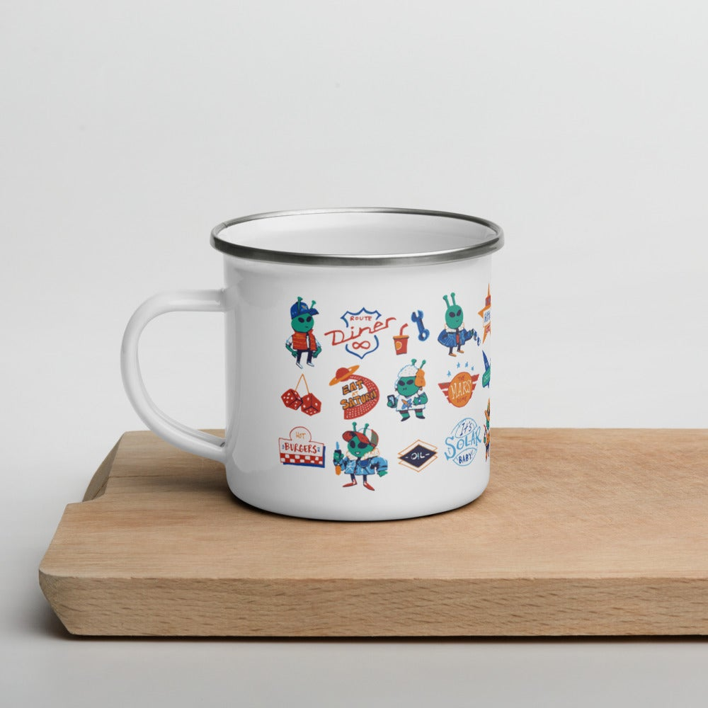"Image of ""Space Truckin"" Camper Mug"