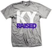 Image of KY Raised in Grey/White/Purple