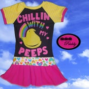 Image of **SOLD OUT** Chillin' With My Peeps - Size 7/8
