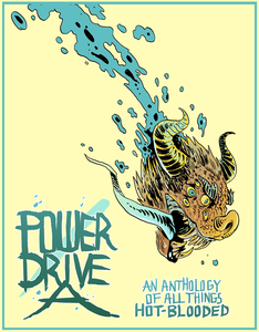 Image of POWER DRIVE A Anthology
