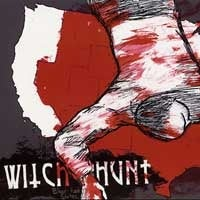 "Image of Witch Hunt - ""Blood-Red States"" CD"