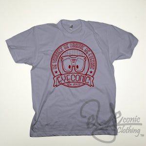 "Image of Eyeconic Clothing ""School Dayz"" - Slate Grey"