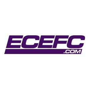 Image of ECEFC Performance Logo Decal