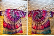 Image of Watching in Tie-Dye