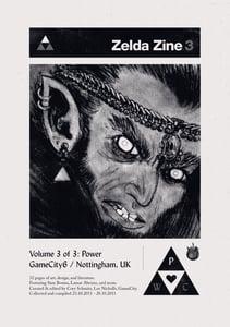 Image of Zelda Zine 3