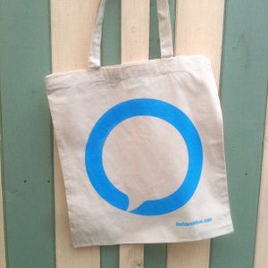 Image of 405 Tote Bag Natural