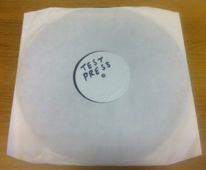 Image of DP049 :: KGB: (White Label)