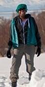 Image of Alaska Love Zip Hoodie- Grey