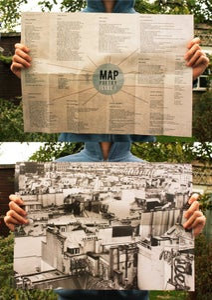 Image of MAP Poetry Zine #1
