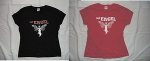 """Image of Girl-Shirt """"Logo"""""""