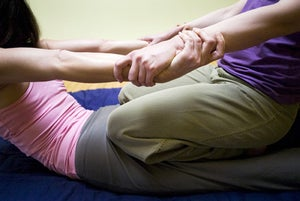 Image of SPECIALIZED BODYWORK - Shiatsu or Thai Massage