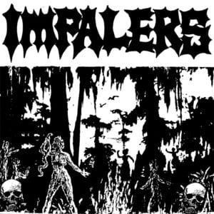 Image of IMPALERS- Demo EP BLACK VINYL