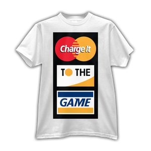 Image of Charge It To The Game T-Shirt