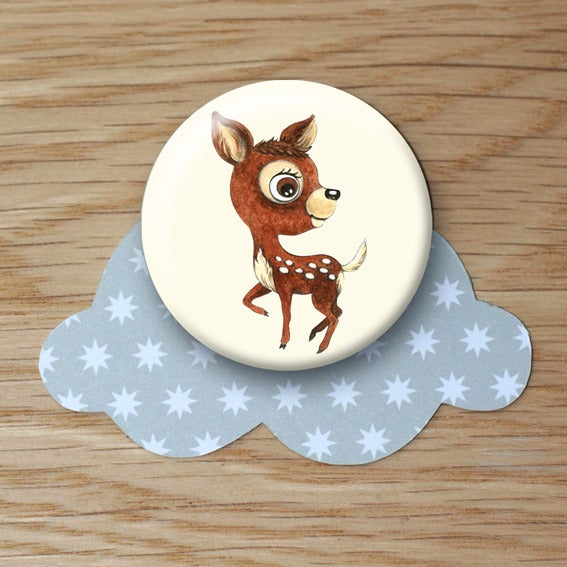 Image of Badge bambi