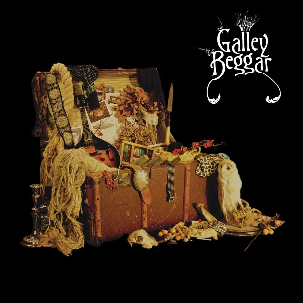 Image of Galley Beggar CD