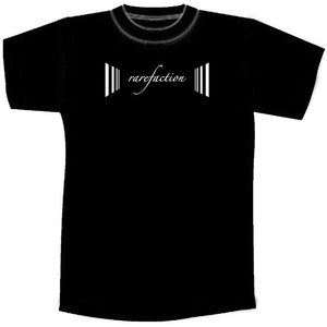 Image of Rarefaction logo T-shirt