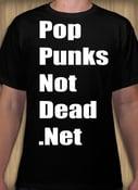 Image of Pop Punk's Not Dead T-shirt