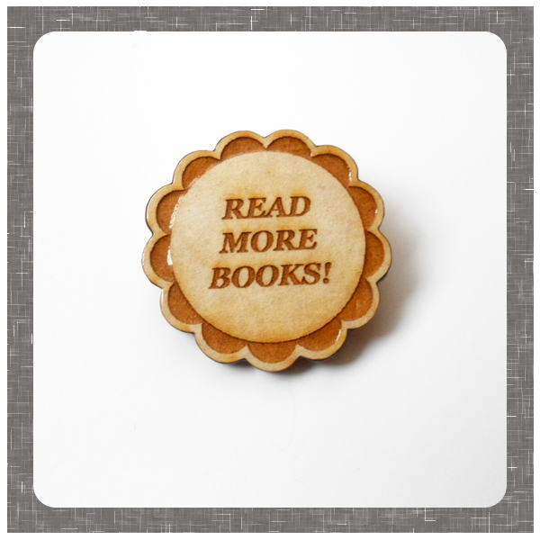 Image of READ MORE BOOKS!