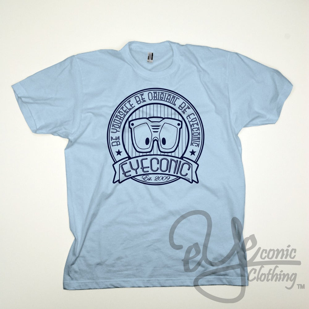 "Image of Eyeconic Clothing ""School Dayz"" - Light Blue"