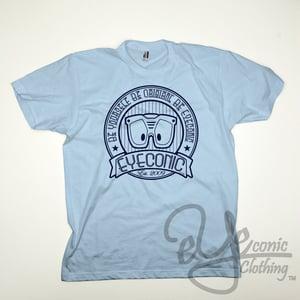 """Image of Eyeconic Clothing """"School Dayz"""" - Light Blue"""
