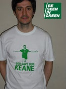 "Image of ""GOD SAVE OUR KEANE"" T-Shirt"