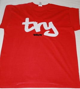 Image of Try Wear Red