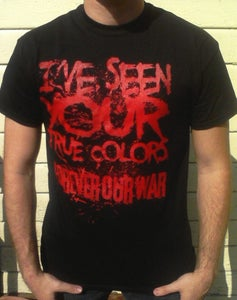 "Image of ""I've seen your true colors"" Tee"