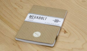 Image of Megabolt Notebook