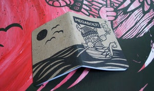 Image of The Bungaloo Artist Series Book and Print