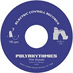 "Image of Polyrhythmics / Super Hi-Fi (EC021) 7"" 45rpm"