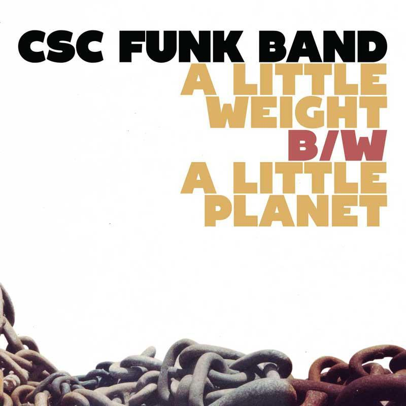 Image of CSC Funk Band - Record Store Day Special - Music Inspired by Gang Starr