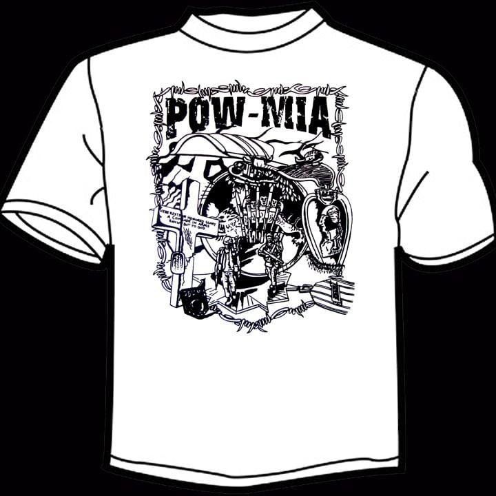 Image of POW MIA COLLAGE