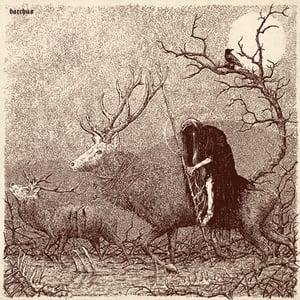"""Image of Bacchus """"S/T"""" LP"""