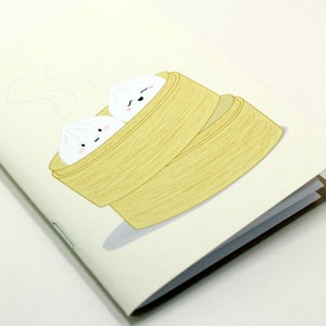 Image of Dim Sum Pocket Notebook